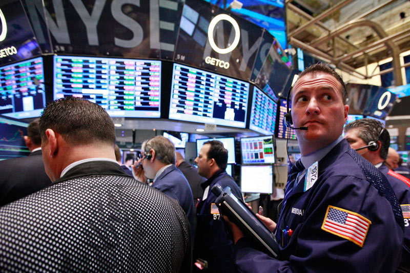 Los índices de Estados Unidos cierran a la baja; el Dow Jones Industrial Average cae un 1,74%