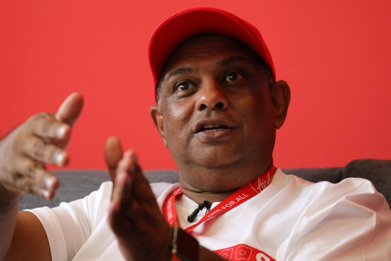 AirAsia boss says industry could return to normal next year - report