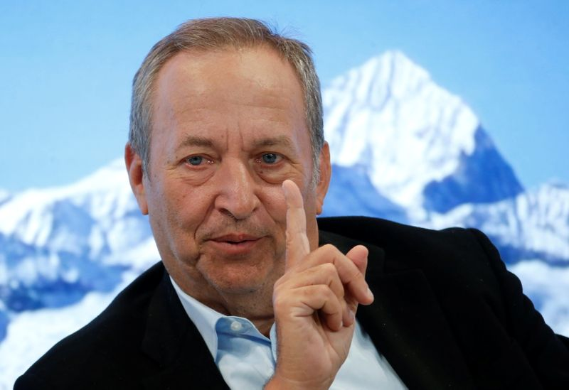 Don't rely on markets to see inflation threat, says Summers