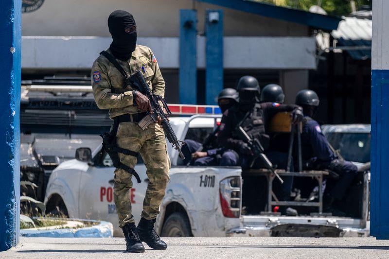 Pentagon says U.S. team going to Haiti to assess needs