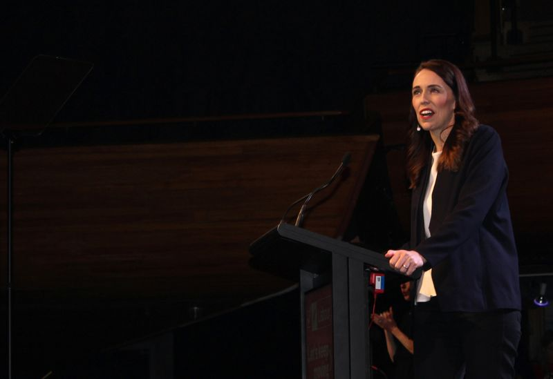 New Zealand's Ardern to chair special leaders' meeting on pandemic