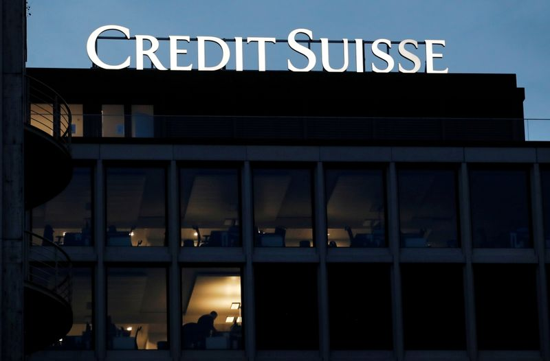 Credit Suisse's Swiss compliance chief Floriana Scarlato quits immediately
