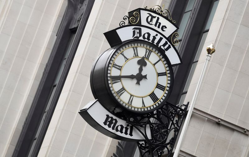Founding family plan $1.1 billion bid to take Daily Mail owner private