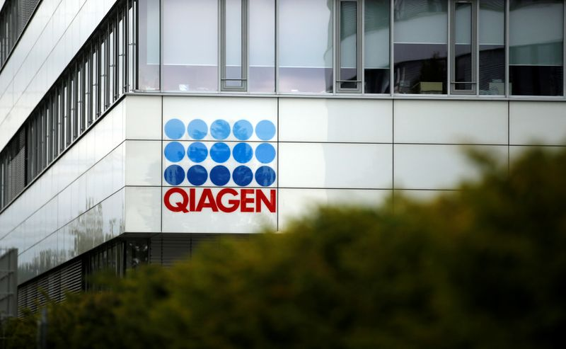 Qiagen cuts outlook on weaker COVID-19 testing trends, shares fall
