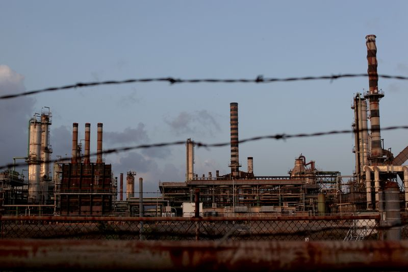 Troubled Caribbean refinery seeks bankruptcy as lenders balk at injecting more cash