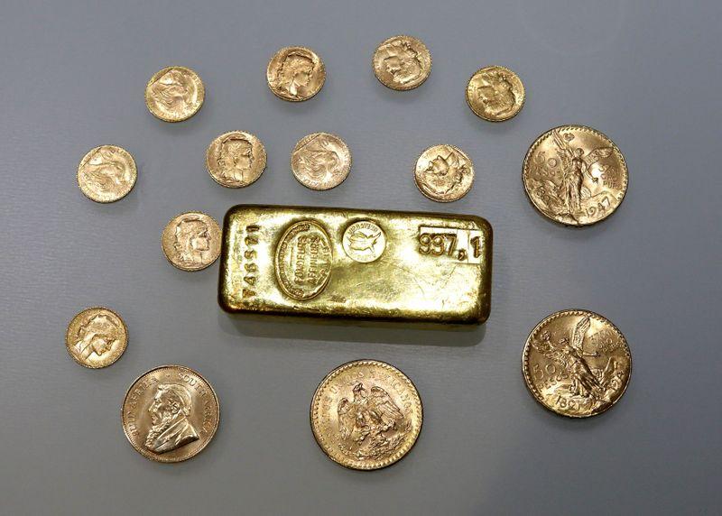 Золото движется в узком диапазоне, фокус внимания сместился на мнение ФРС об инфляции