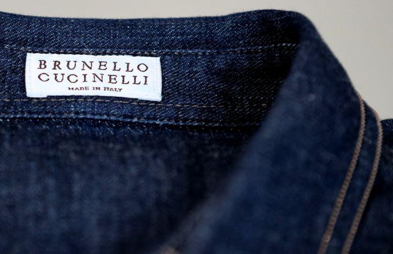 Italian luxury group Cucinelli raises 2021 sales forecast again
