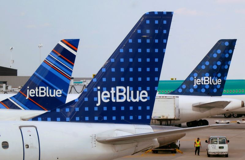 Joby, JetBlue team up to create credits for clean flight technology