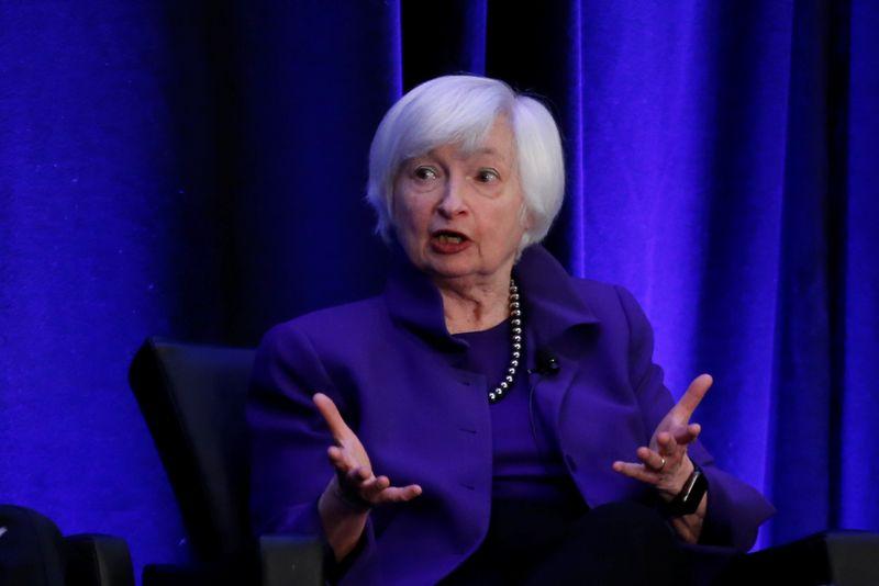 Yellen, Powell to discuss hot U.S. housing market - Bloomberg News