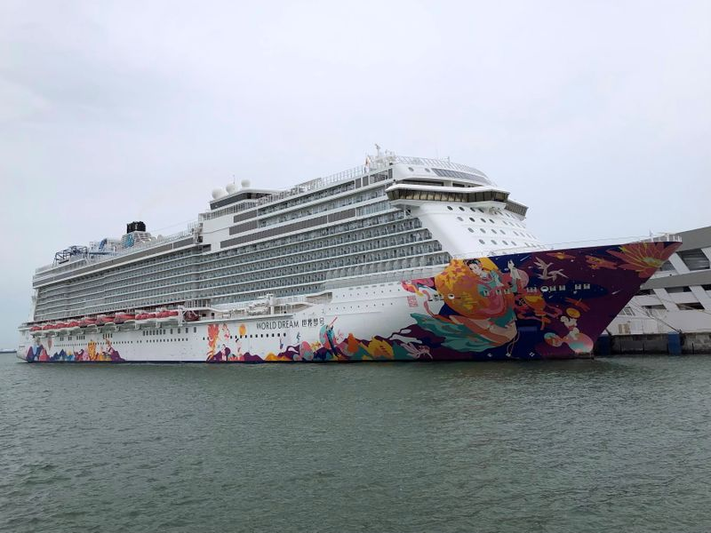Guests leave Singapore cruise after nearly 3,000 confined onboard over COVID-19 case