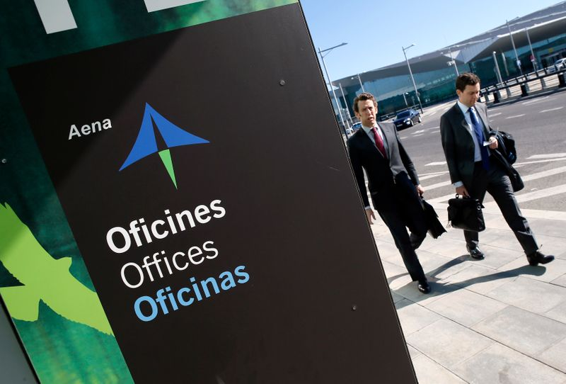 Spain's Aena bets on logistics boom with plan for new Madrid cargo centre
