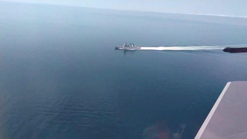 Rússia alerta Reino Unido: navegue perto da Crimeia de novo e marinheiros se machucarão