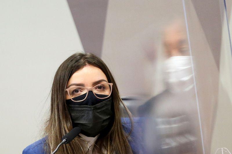 Diretora da Precisa contraria irmãos Miranda e diz que invoice da Covaxin foi enviada em 22 de março
