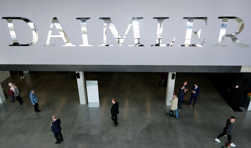 Daimler reports Q2 preliminary adjusted EBIT of $6.42 billion