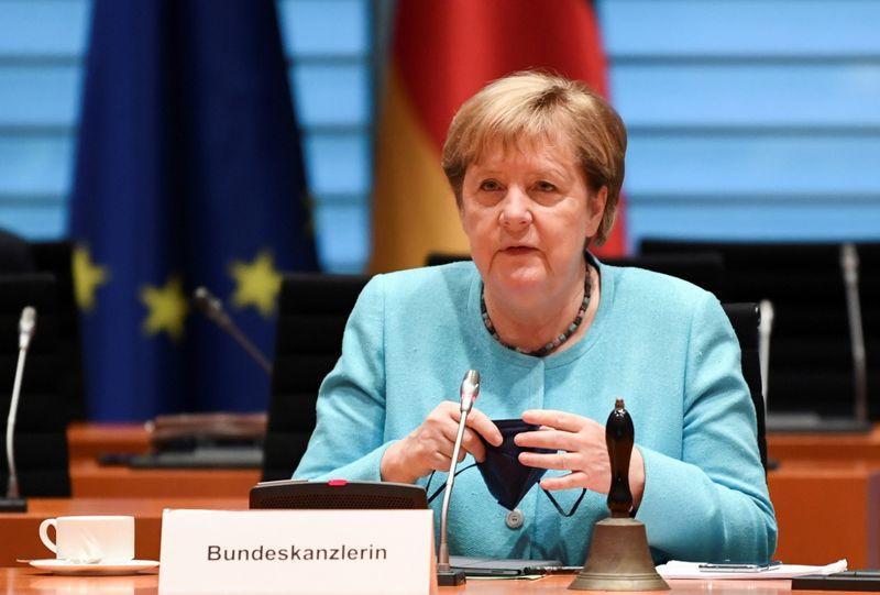 Biden, Merkel stress friendship while agreeing to disagree on pipeline