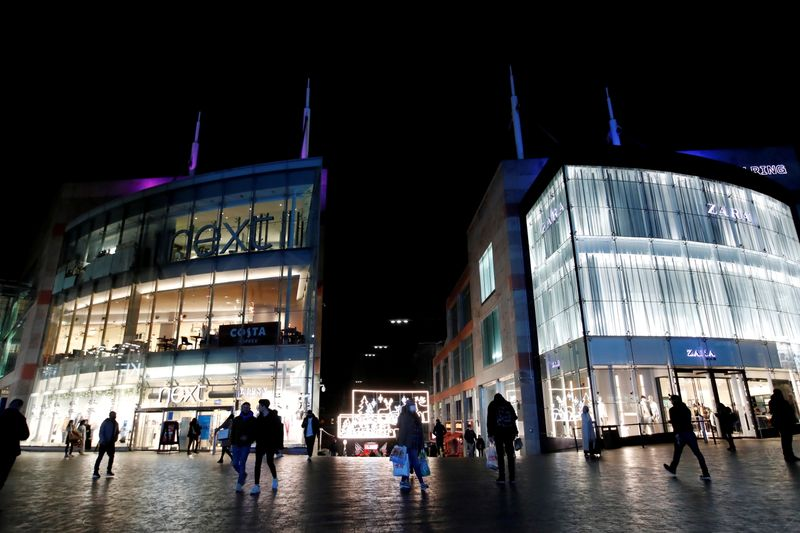 Mall operator Hammerson plans to stop giving rent concessions as business picks up