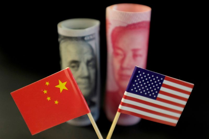 China says U.S. and Beijing should try to implement Phase 1 trade deal - ministry