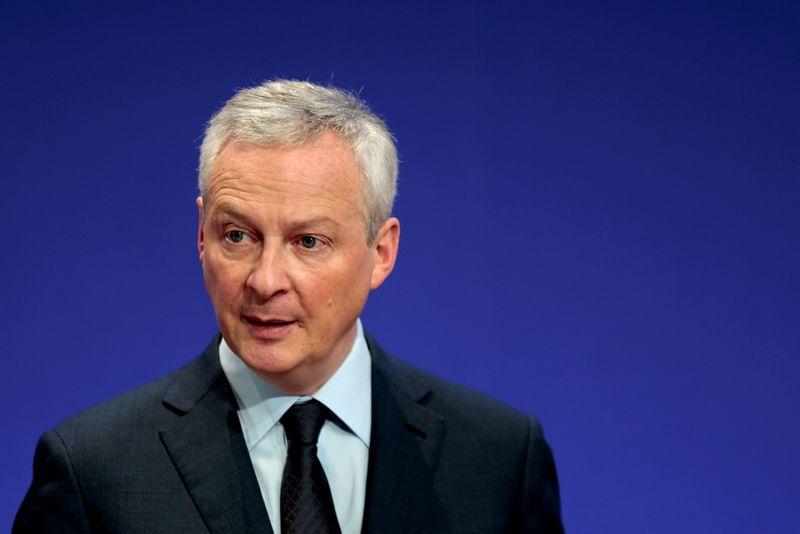 France: Le déficit public inférieur à 9% du PIB en 2021, dit Le Maire