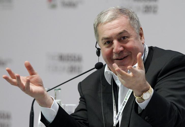 Русснефть отреклась от контроля попавшего под санкции ЕС Гуцериева