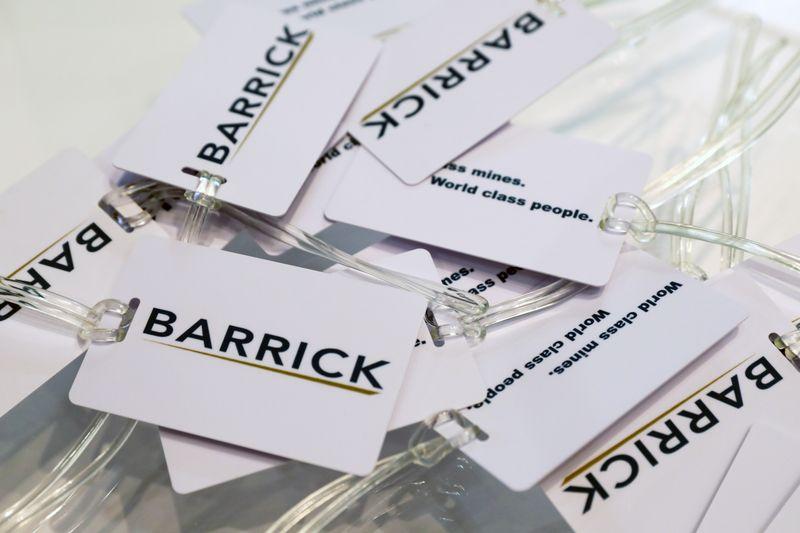 Barrick second-quarter gold output falls 5.4% on maintenance shutdowns