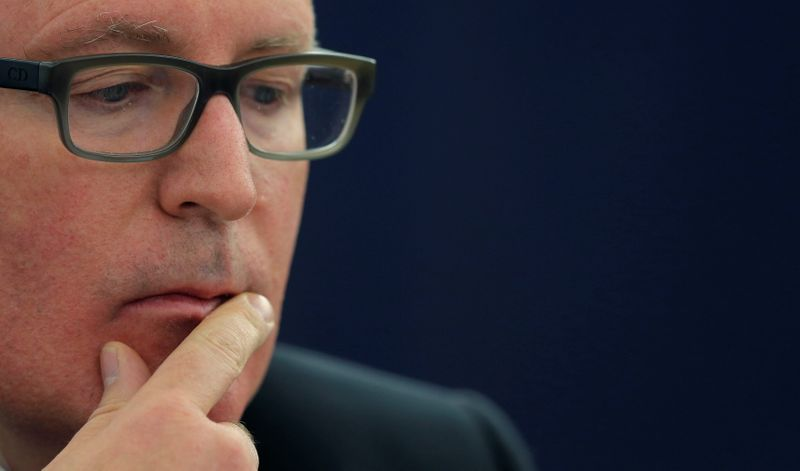'Hot in the kitchen': EU shrugs off internal climate strife