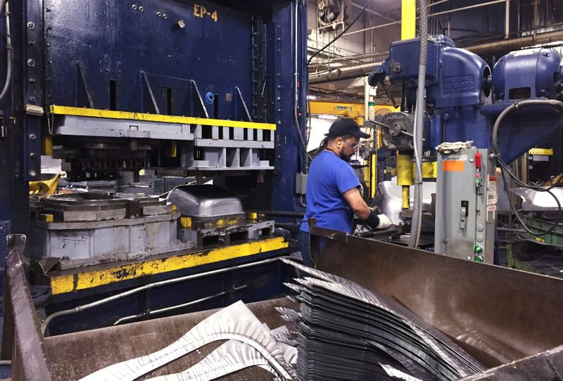 Philly Fed factory index falls in July to lowest since December