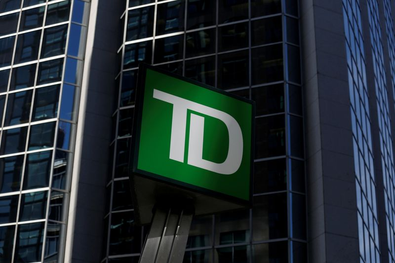 TD says U.S. online banking glitch fixed, cites service provider issues