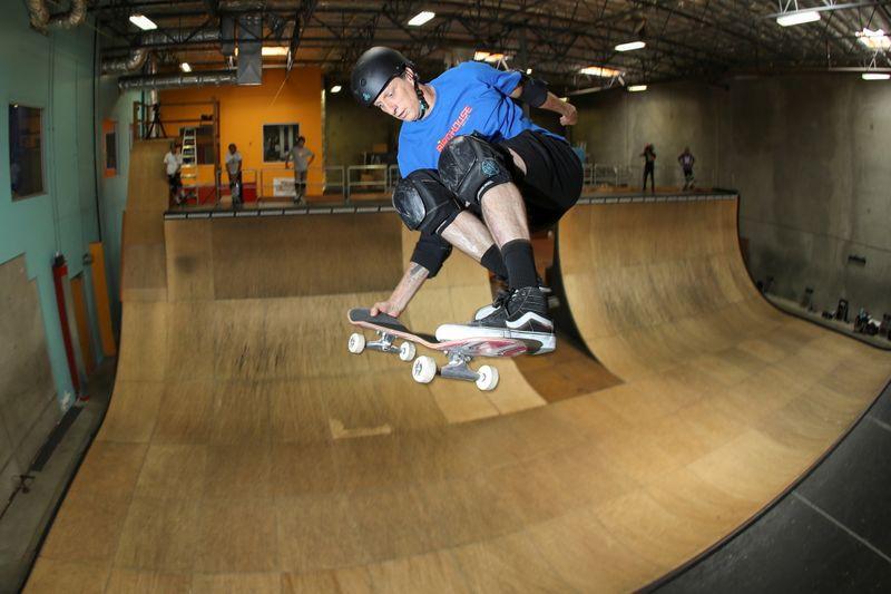 Skate deve manter as raízes em estreia olímpica, diz Tony Hawk