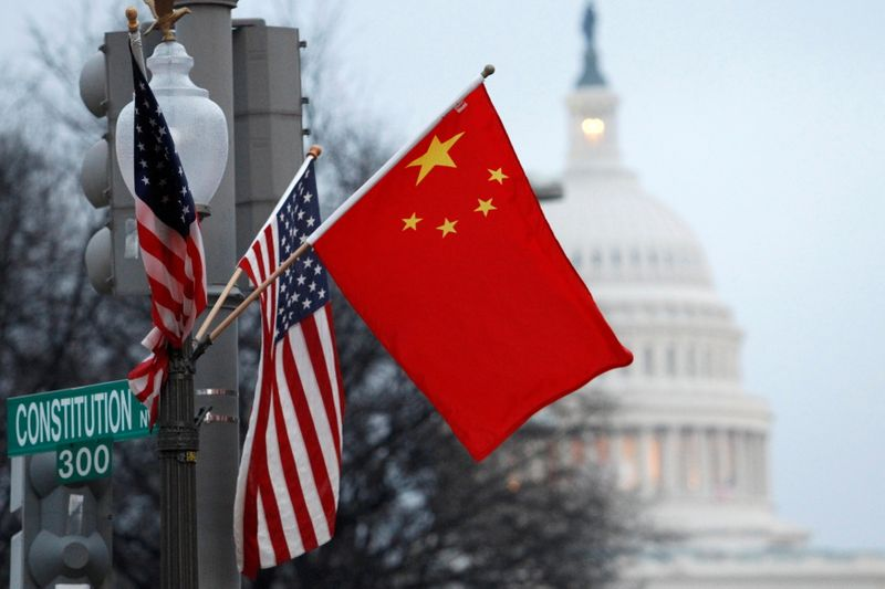 U.S. to sanction Chinese officials and warn companies over Hong Kong -sources
