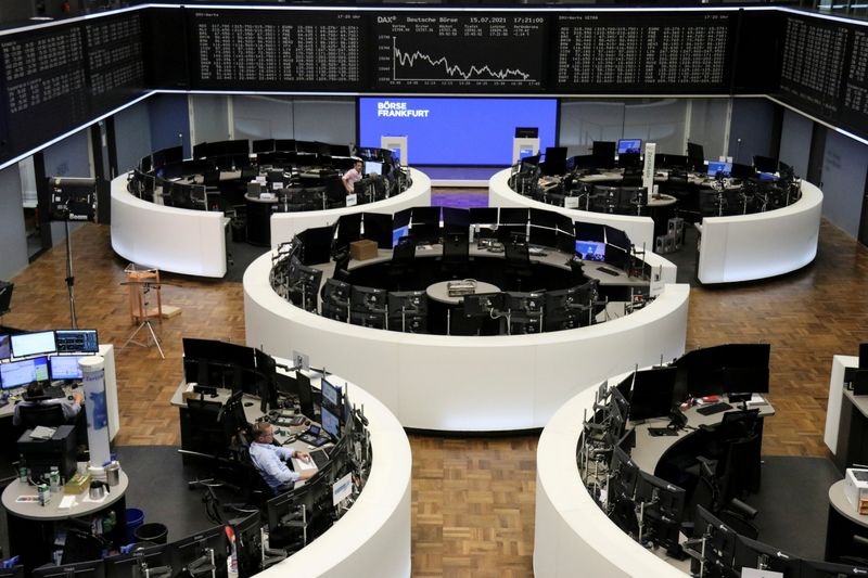 European shares inch higher as travel stocks rebound