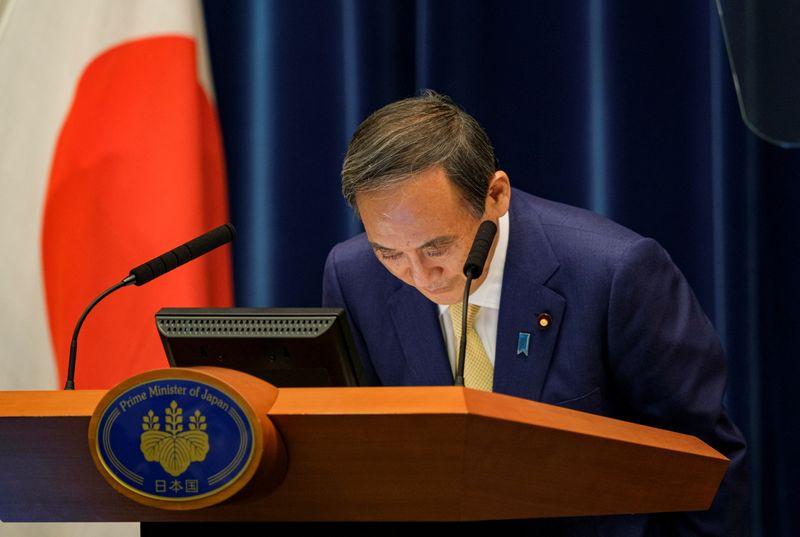 Com Olimpíada impopular e Covid-19, premiê japonês Suga pode ter mandato curto