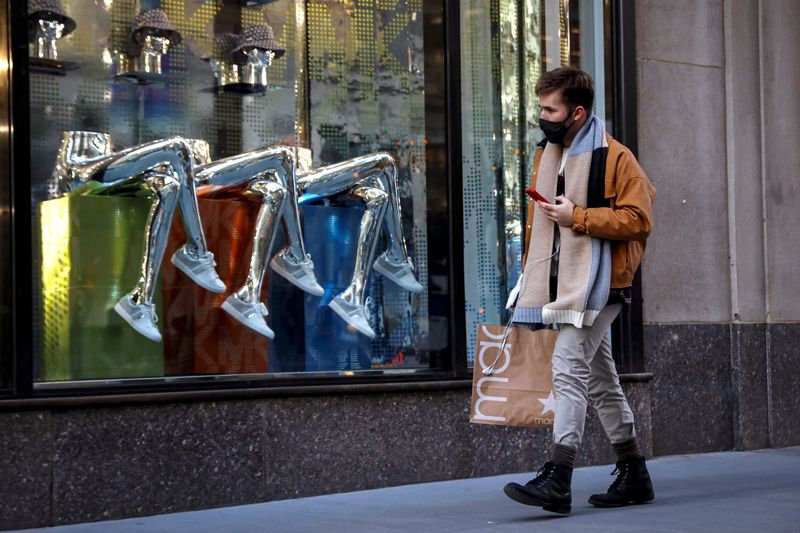 U.S. consumer sentiment drops in early July on inflation fears