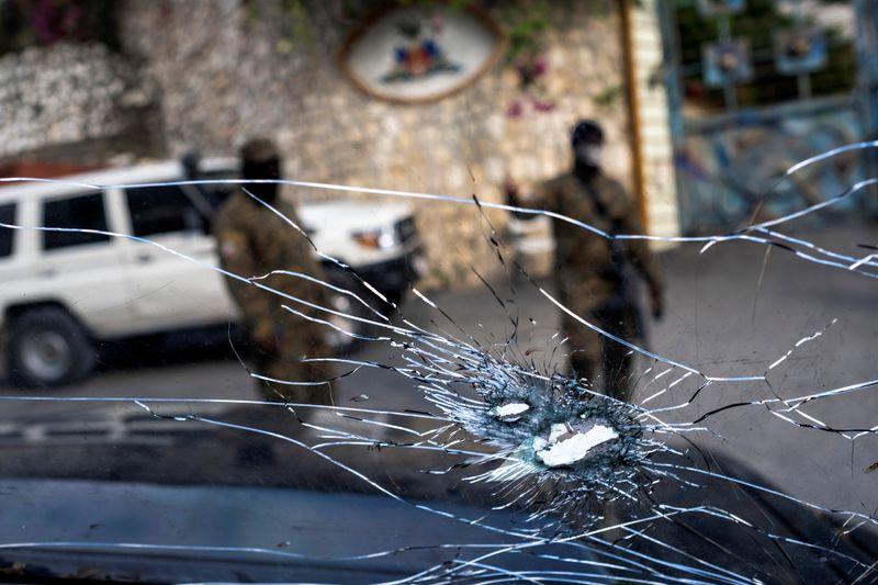 Explainer-The hunt for the Haitian president's assassins