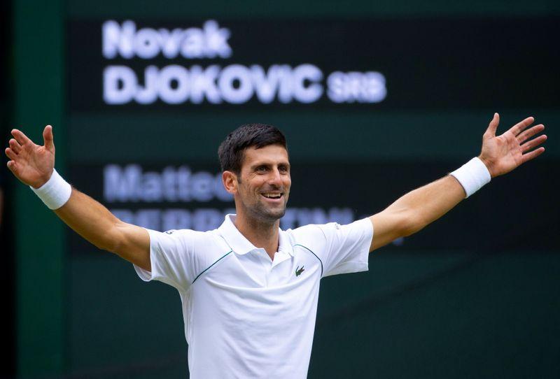 Djokovic confirma que competirá nos Jogos Olímpicos de Tóquio