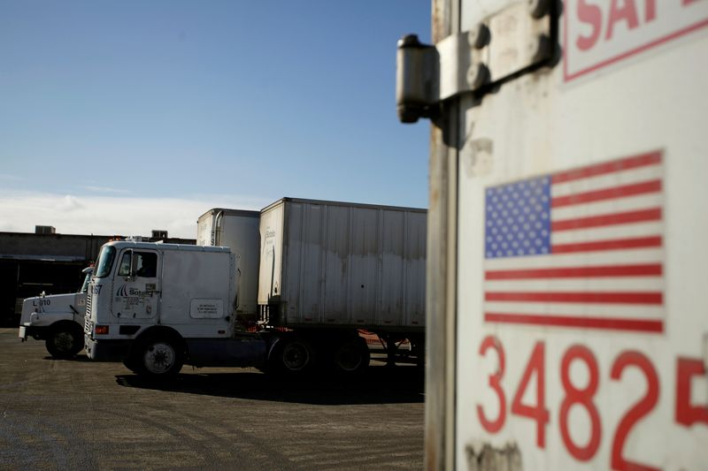 U.S. officials look to address transportation supply chain issues
