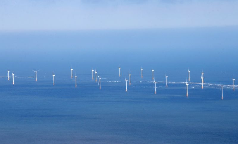 Vineyard Wind strikes labor union pact for U.S. offshore wind farm