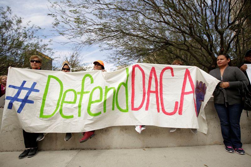 U.S. judge rules DACA program illegal, suspends new applications