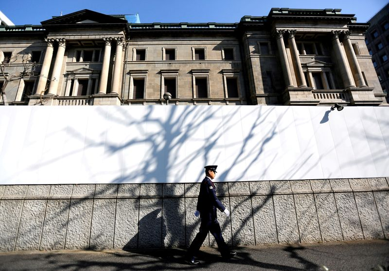 Japan central bank sees moderate impact from global commodity inflation