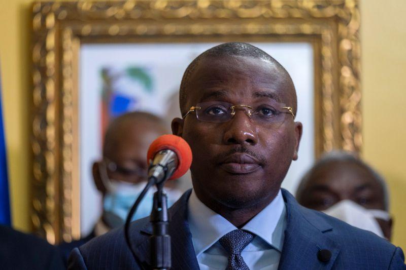 Haiti interim prime minister Joseph set to step down this week