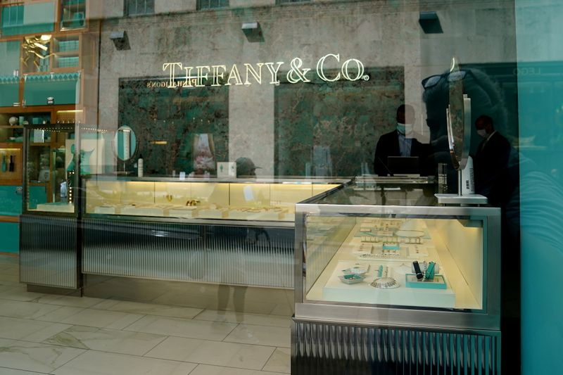 Tiffany, Costco end 8-year lawsuit over fake 'Tiffany' rings
