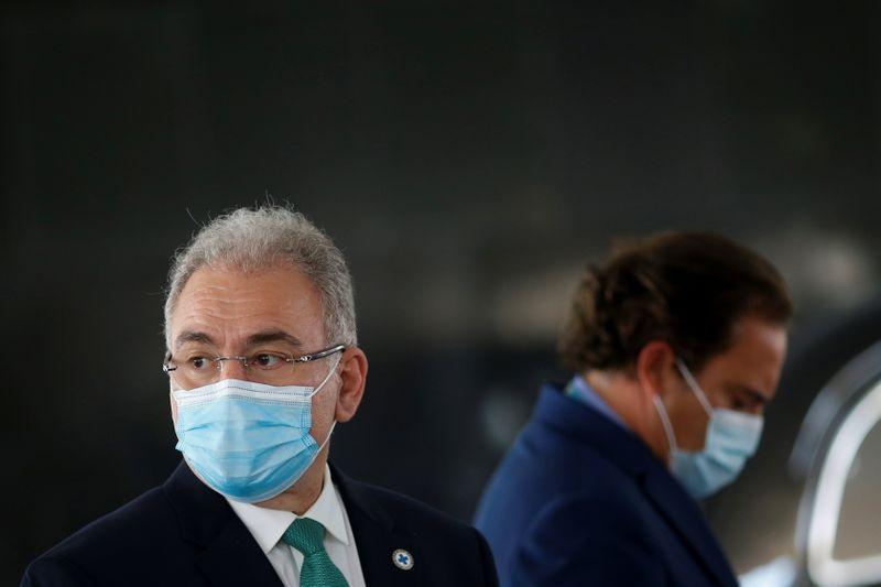 Ainda estamos distantes de acabar com pandemia, diz Queiroga