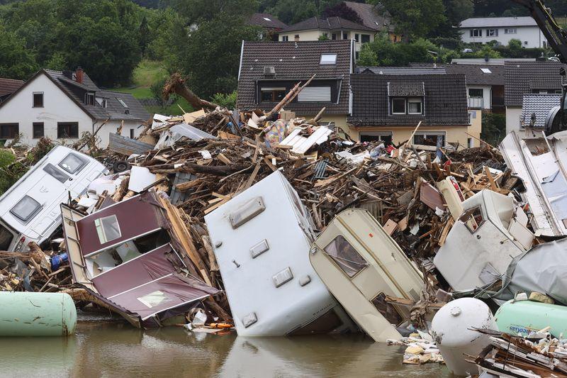 Governo alemão rejeita acusações de falta de preparo em inundações