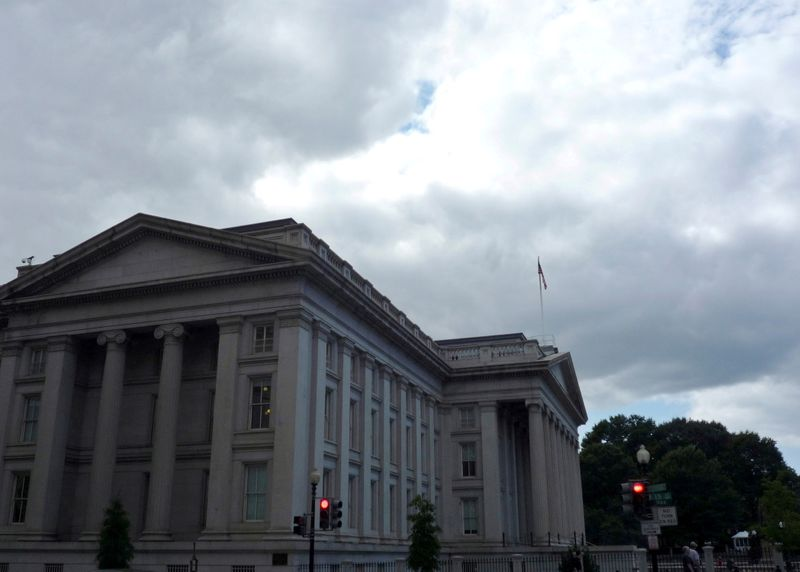 Biden to nominate ex-Senate banking panel lawyer to senior Treasury post