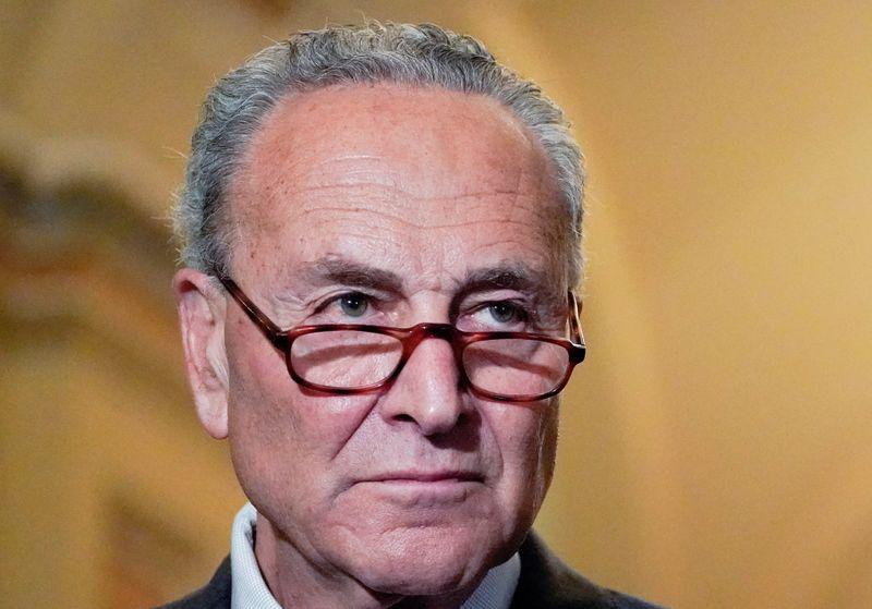 Schumer sets procedural vote for $1.2 trillion bipartisan infrastructure bill