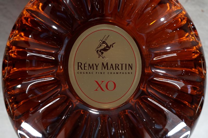 Remy Cointreau's 'prudent' outlook pours ice over doubled sales