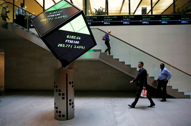 FTSE 100 rebounds as mining, banking stocks jump