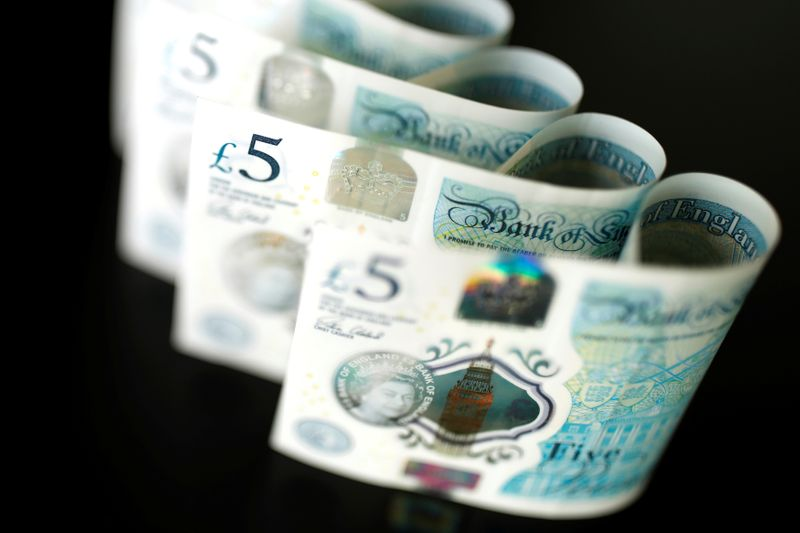 Pound hits more than 5-month lows as UK COVID-19 cases surge
