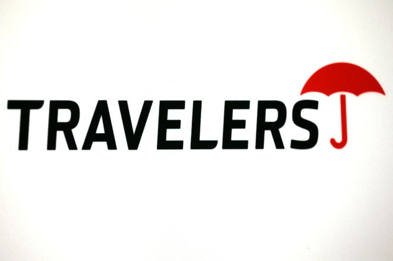 U.S. insurer Travelers profit beats on higher premiums, investment returns