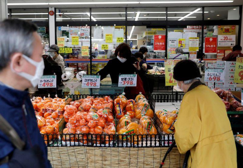 Núcleo da inflação no Japão atinge máxima de 15 meses com custos de energia