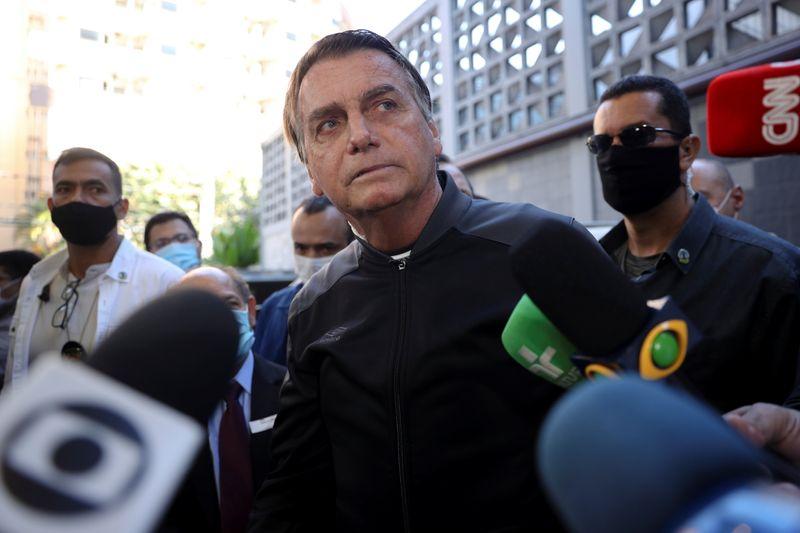 Bolsonaro parabeniza presidente eleito do Peru e fala em reforçar laços